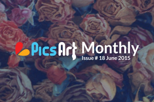 Download Our June Issue of the PicsArt Monthly! Boost Your Inspiration for the Summer