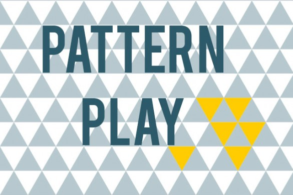 Download the Pattern Play Package to Create Dizzying Designs