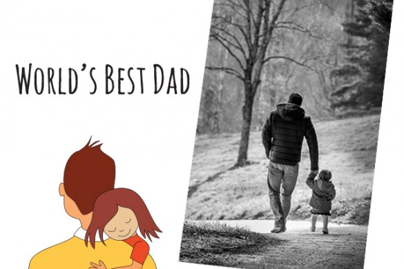 Get Ready for Father's Day with the World's Best Dad Package