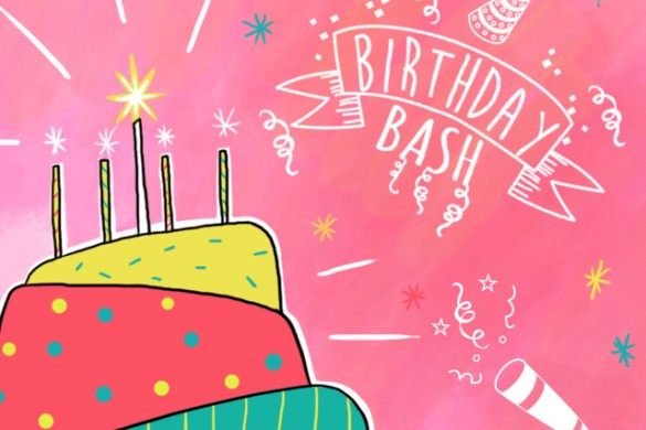 Celebrate in Style with the Birthday Bash Package