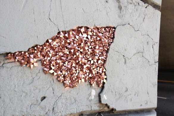 Geological Street Art: The Amazing Crystal-Shaped Geodes of Paige Smith