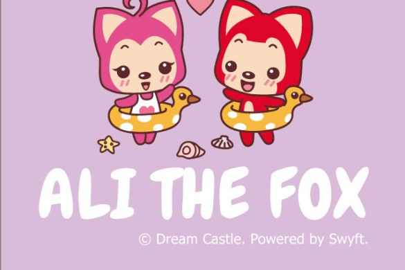 Download the Ali the Fox Package from the PicsArt Shop