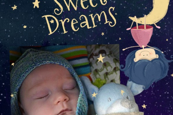 Sweet Dreams Frame Package Now Available in the PicsArt Shop