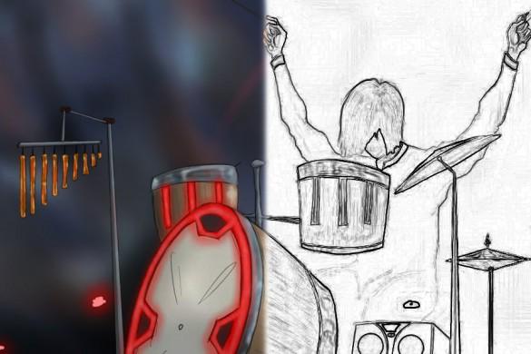 PicsArtists Share Street Musician Drawing Tutorials