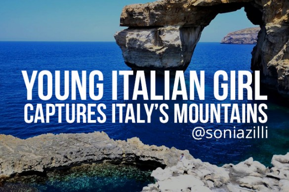 PicsArtist Sonia Zilli Shows Us the Mountains of Italy & They Are Beautiful