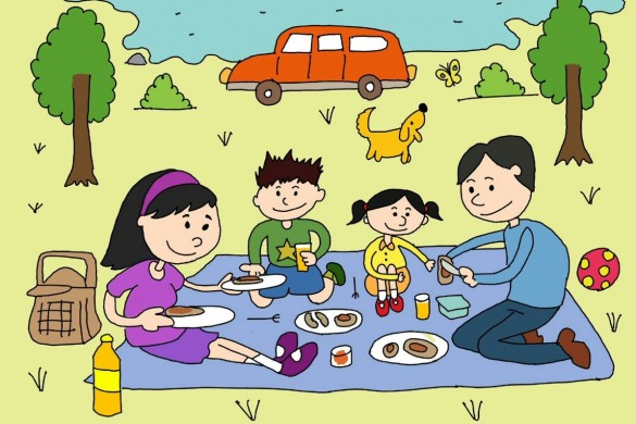 10 Winning Picnics From Our Drawing Challenge