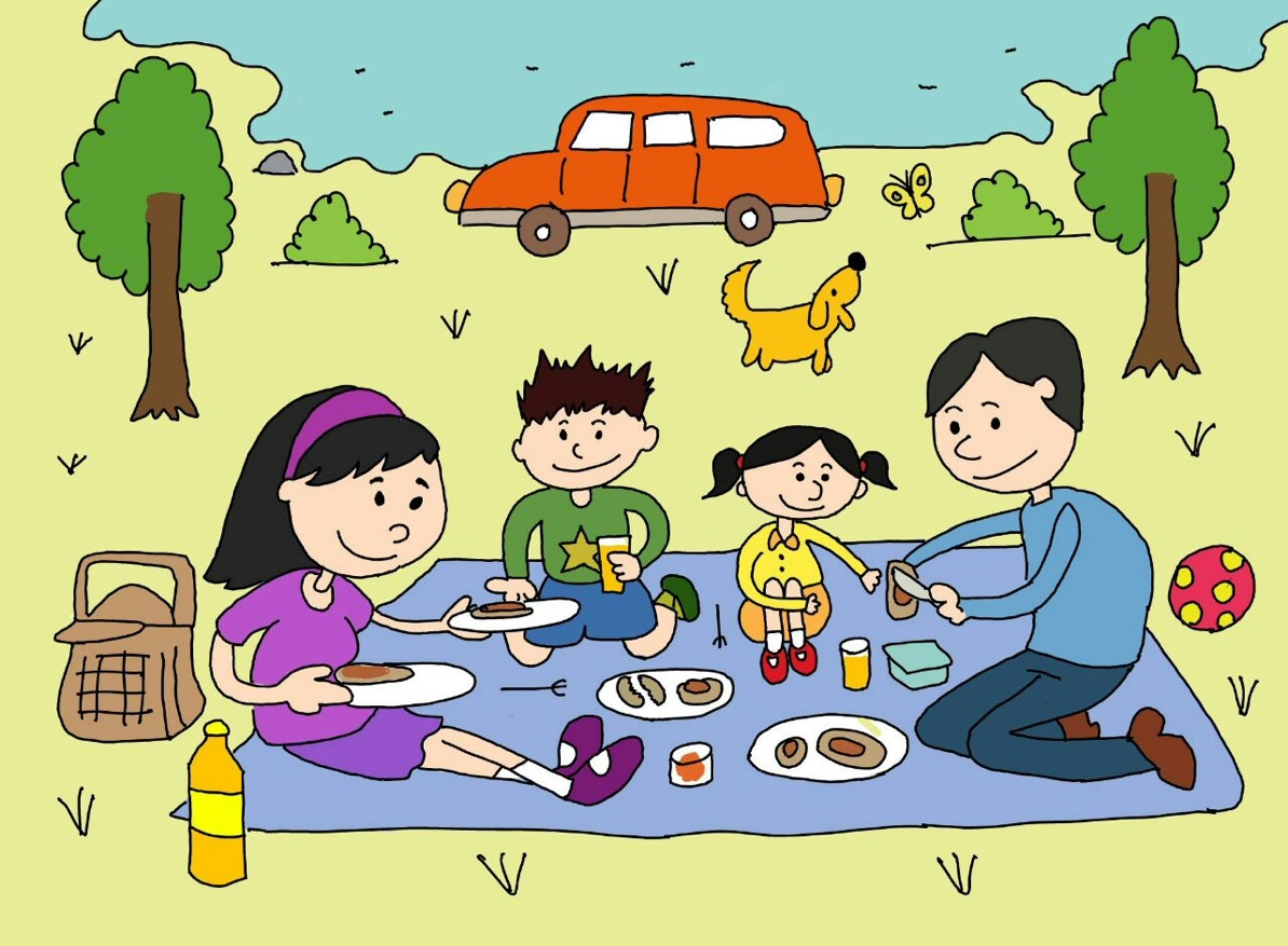 10 Winning Picnics From Our Drawing Challenge - Create ...
