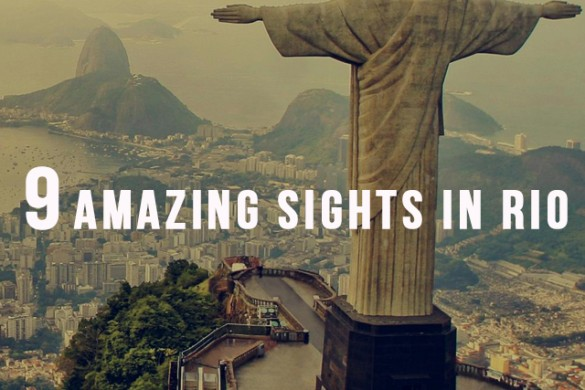 PicsArtists Capture 9 of Rio's Most Amazing Sights