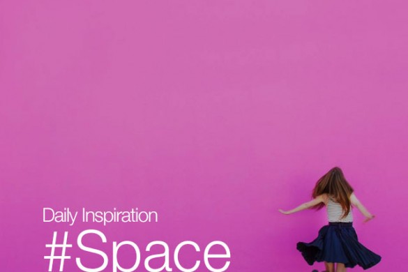 Thursday Inspiration: Play with #Space