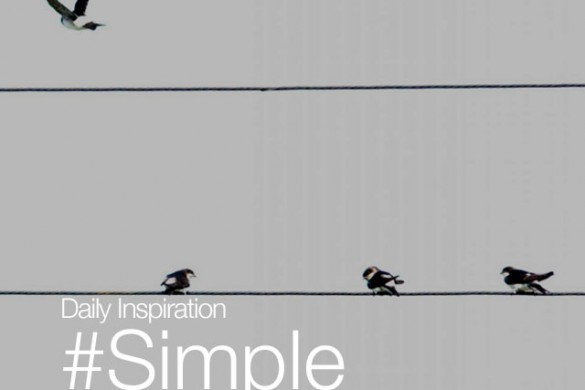 Sunday Inspiration: Keep It #Simple