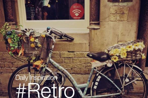 Monday Inspiration: Go #Retro