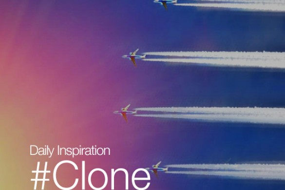 Wednesday Inspiration: The #Clone Tool