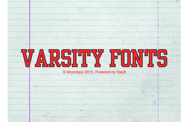 Make Your Shots Yearbook-Ready with the Varsity Fonts Package