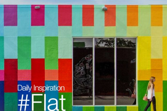 Tuesday Inspiration: #Flat