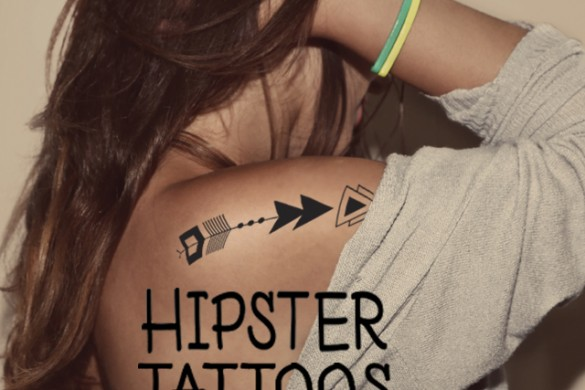 Hipster Tattoos Package Now Available in the PicsArt Shop