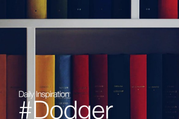 Wednesday Inspiration: #Dodger