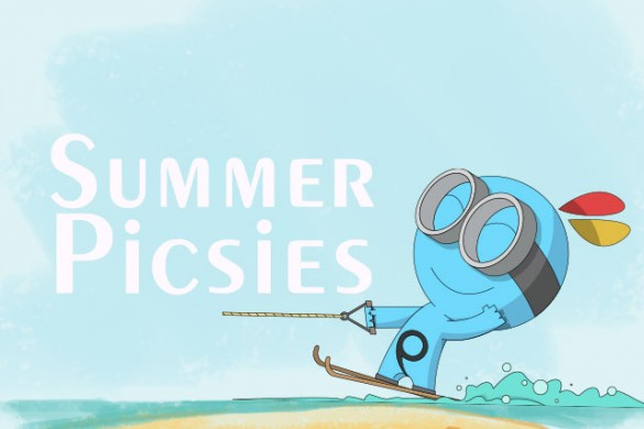Summer Picsies Free Package: Spend Your Summer With the Picsies