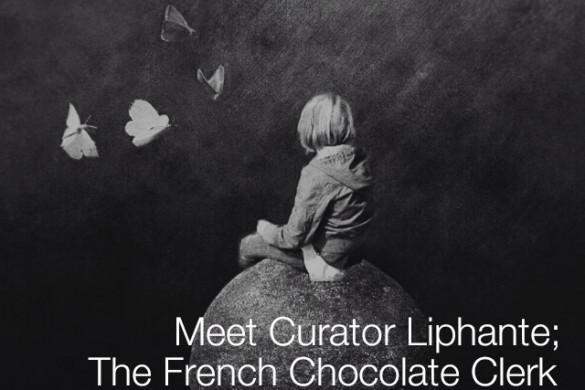 Meet Curator Liphante; The French Chocolate Clerk Who Creates Whimsical Images