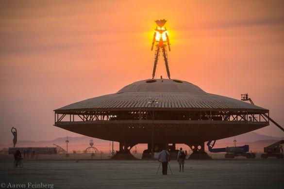 Photographer Aaron Feinberg Takes Us to Burning Man