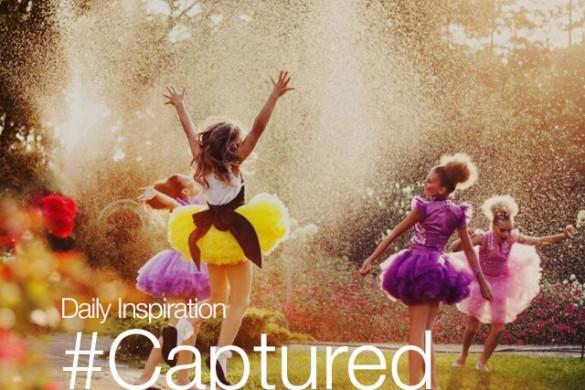 Wednesday Inspiration: #Captured
