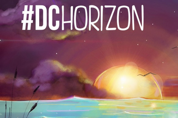 Draw the Horizon for this Week's Drawing Challenge