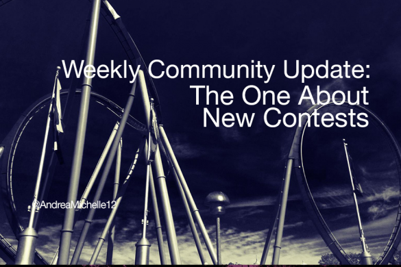 The One About Updated Contests + Welcome Nanette!