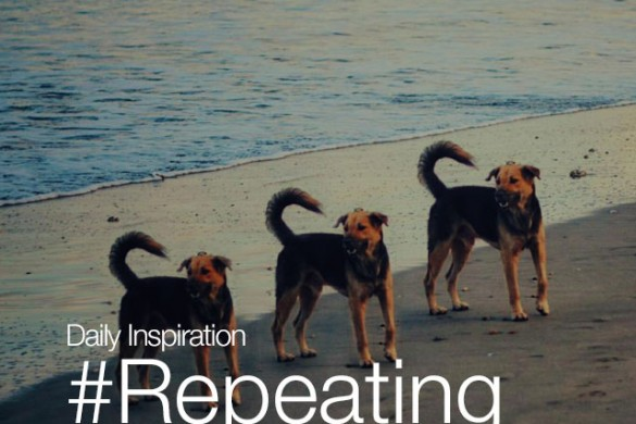 Wednesday Inspiration: #Repeating