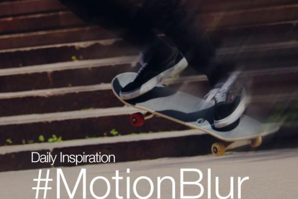 Thursday Inspiration: The #MotionBlur Effect