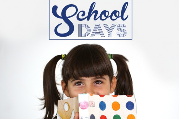 Go Back to School in Style With the School Days Package