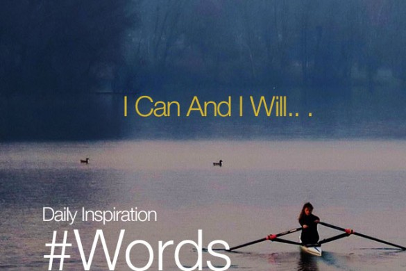Saturday Inspiration: #Words