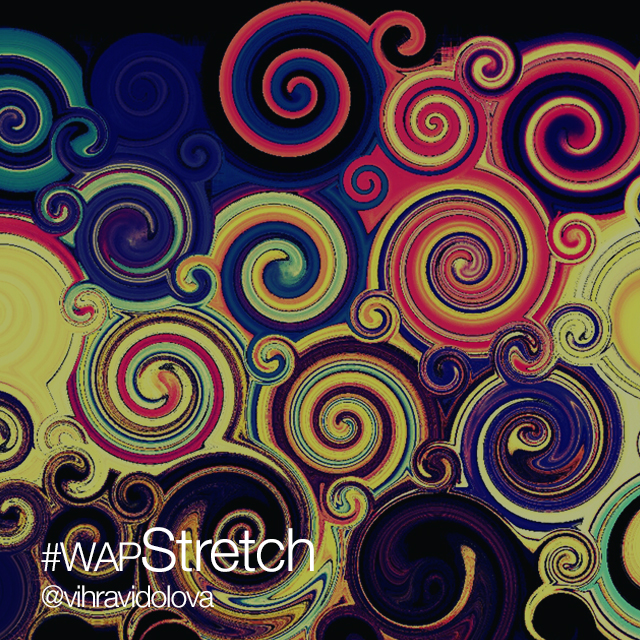 Stretch your shots for the stretch weekend art project for Weekend art projects