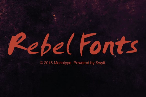 Rebel Fonts Package Available in the PicsArt Shop