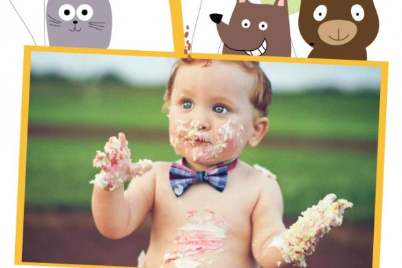 Celebrate in Style With the Baby Birthday Package