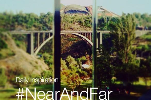 Tuesday Inspiration: #NearAndFar