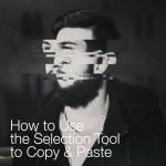 How to Fracture a Portrait Into Staggered Layers With Copy & Paste