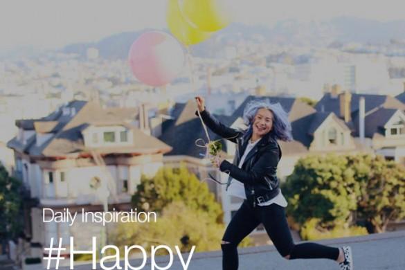 Thursday Inspiration: #Happy