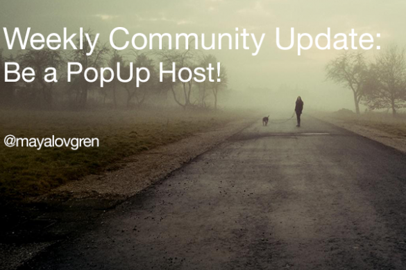 Weekly Community Update: Host your own PicsArt PopUp!