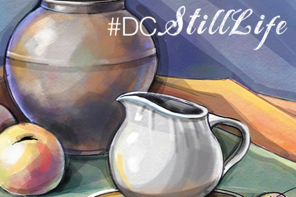 Draw a Still Life for This Week's Drawing Challenge