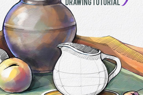 How to Draw a Still Life With PicsArt