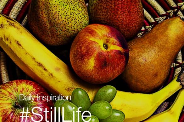 Sunday Inspiration: #StillLife