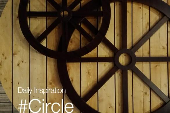 Wednesday Inspiration: #Circle