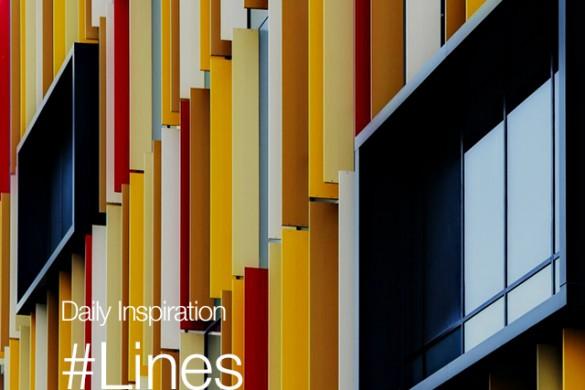 Saturday Inspiration: #Lines