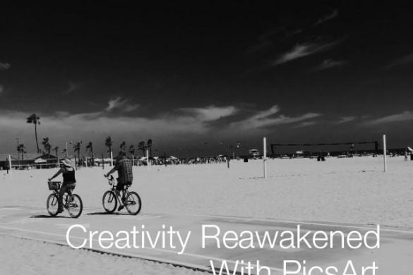 Creativity Reawakened With PicsArt @islcloz