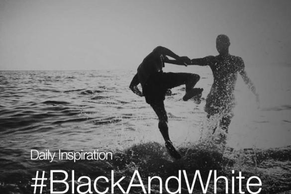 Saturday Inspiration: #BlackAndWhite