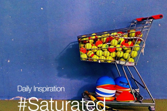 Friday Inspiration: #Saturated