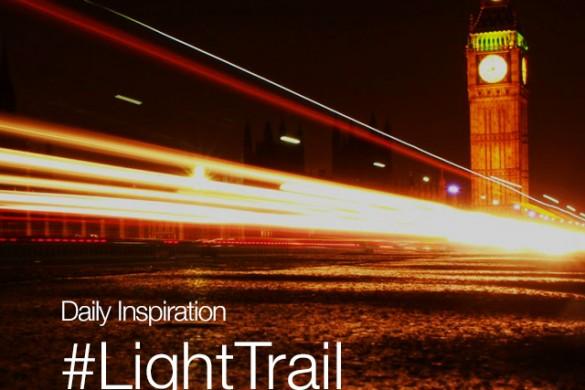 Tuesday Inspiration: #LightTrail