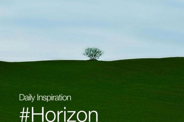 Wednesday Inspiration: #Horizon
