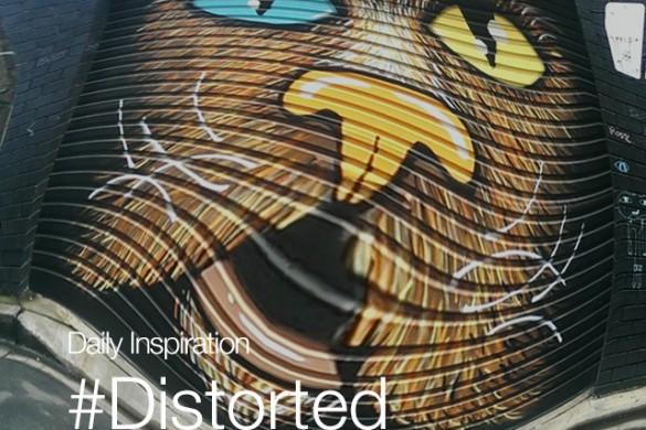 Monday Inspiration: #Distorted