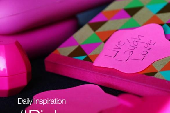 Saturday Inspiration: #Pink