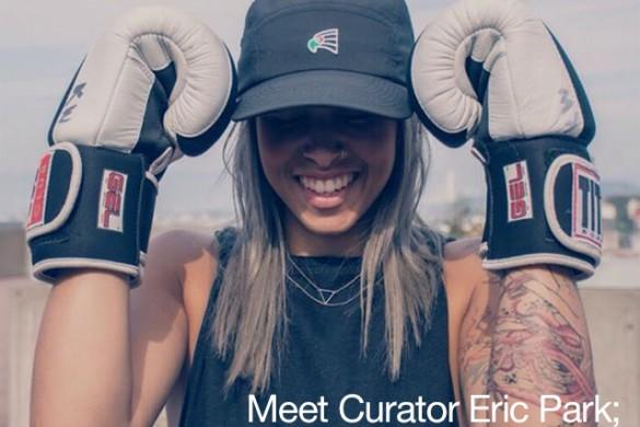 Curator Eric Park Shoots for Street Pulse San Francisco